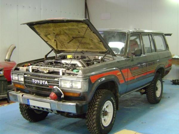 Hj61 Toyota