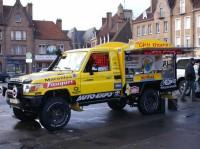 Ch'ti friterie Dakar 2009